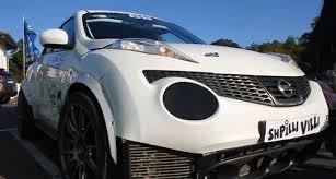 nissan juke white 2013 nissan juke r by shpilli villi engineering review top speed