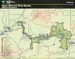 Jefferson River Canoe Trail Maps Conservation Recreation Lewis by Daunted Courage Part I Wildlands Network