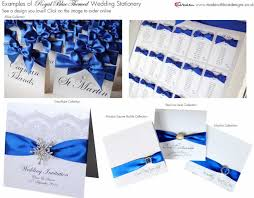 royal blue wedding invitations royal blue wedding centerpieces my s victorianthemed