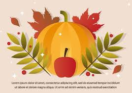 free thanksgiving vector pumpkin free vector stock