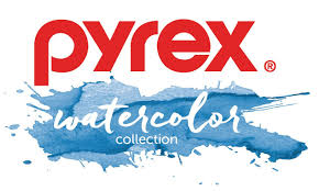 pyrex watercolor collection brings artistry and craftsmanship