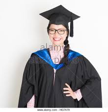 graduation gown graduation gown asian stock photos graduation gown asian stock