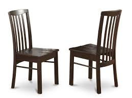 Walnut Dining Room Chairs Dining Room Chairs Walnut Finish Dark Walnut Finish Modern Dining
