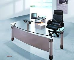 Modern Glass Top Desk Glass Top Office Desk Popular Glass Top Office Desk Glass Top