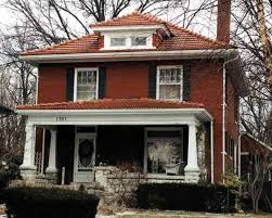 american foursquare 1890 1930 old house web