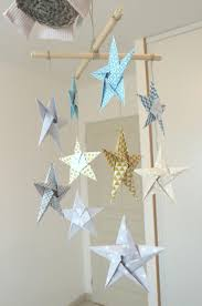 Origami Home Decor by 25 Best Origami Mobile Ideas On Pinterest Mobiles Handmade