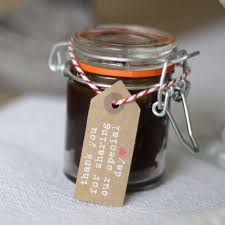 jam wedding favors mini glass jar for jam chutney wedding favours by the wedding of