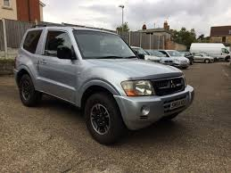 mitsubishi shogun 2017 2005 mitsubishi shogun 4 work swb 3 2 diesel u0027part exchange swap