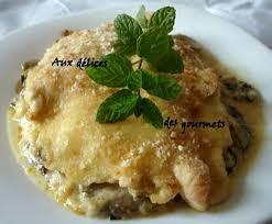 cuisiner aubergine a la poele recette d escalopes de dinde gratinées poêlée d aubergine et de