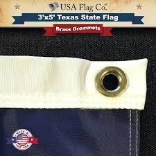 Texas Flag Pledge Texas Flag 3x5 Foot Fully Sewn Design Usa Flag Co