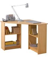 Corner Desk Beech Buy Malibu Corner Desk Beech Effect At Argos Co Uk Your