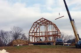 Dome Barn Hearthstone Log And Timber Frame Homes Project Gallery Timber