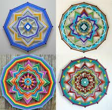 jay mohler updates the traditional craft of homespun god u0027s eyes to