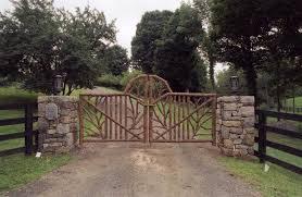 rustic garden fencing u0026 gates wooden deck u0026 log porch railings