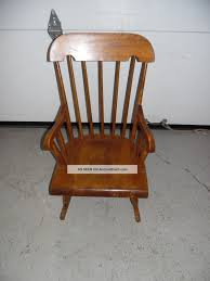 Real Wood Rocking Chairs Antique Wooden Rocking Chair C 1920 Kashiori Com Wooden Sofa
