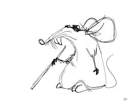 The Blind Mice The Peg Bar The Art Of Jordan Koch