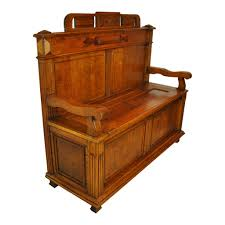 oak bench ski country antiques u0026 home