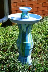 Flower Pot Bird Bath - 121 best bird bath images on pinterest bird baths bird houses