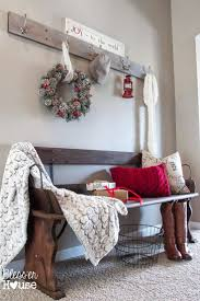 10 best entryway images on pinterest christmas entryway