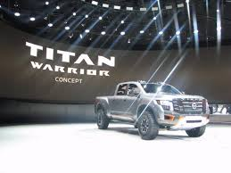 nissan titan warrior australia price the most amazing cars we saw at the 2016 detroit auto show