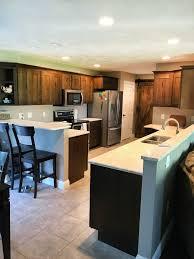 Black Glazed Kitchen Cabinets by Kitchen Project Photo Gallery Lifestyle Kitchens U0026 Baths