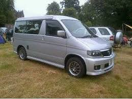 Bongo Tailgate Awning Mazda Bongo Friendee Ford Freda 2001 Campervan Day Van With Drive