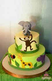 zoo themed birthday cake birthday archives jcakes