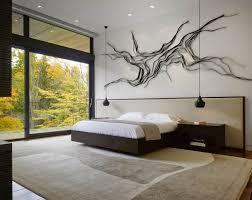 décoration mur chambre à coucher intérêt decoration murale chambre adulte photos de decoration murale