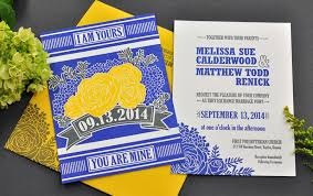 wedding invitations kansas city two tone press invitations kansas city mo weddingwire