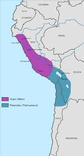 Teotihuacan Map The Americas 18 000 Bce First Migrations To 1500 European