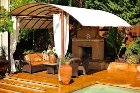 How To Cover A Pergola From Rain by Keep Your Lattice Covered