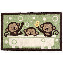 Monkey Bathroom Ideas by Shower Curtain Bathroom Wall Art Artwork Monkey Boy By Trmdesign