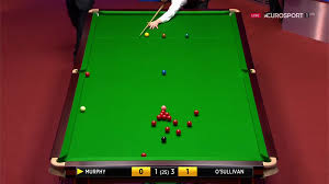 Snooker Cushions Video Shaun Murphy Pots Outrageous Trick Shot Off Three Cushions