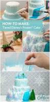 frozen cake idea and decorating tutorial must learn how to make