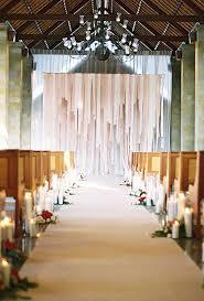 Wedding Ceremony Decoration Ideas Wedding Ceremony Aisle Decorations Brides