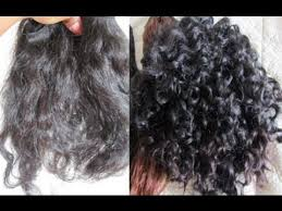 permanent curls for black hair howto make straight hair curly with perm experiment youtube