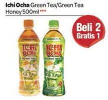 Teh Ichi Oca promo harga ichi ocha teh terbaru minggu ini hemat id