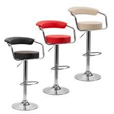 bar stools swivel bar stools with backs and arms kitchen bar