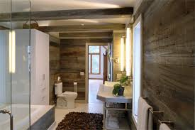 interior design mixing a traditional sense and modern wood