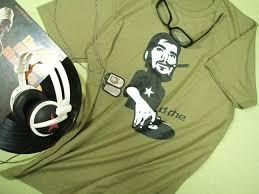 che guevara t shirt asianlatino tshirt st rakuten global market che guevara t shirt