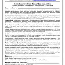 sample investment banking resume investment banking sales resume resume like investment banking sales banking lewesmr sample resume investment banking resume cfa pic npta