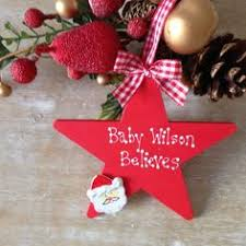 Baby S First Christmas Bauble 2009 by Personalised Baby S My First 1st Christmas Tree Decoration Angel