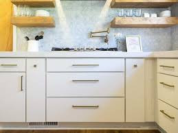 Style  Framed Overlay Slab Door - Slab kitchen cabinet doors