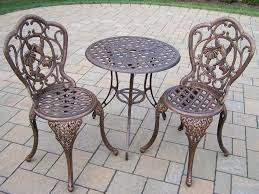 Cast Iron Bistro Chairs Bistro Sets