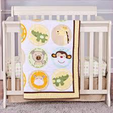 Damask Crib Bedding Sets Bedding Cribs Synthetic Fabric Nature Elephant Baby Boy Damask