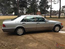 benz 600 series standard car silver ebay motors 161124536087