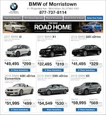 bmw lease programs bmw lease specials bmw of morristown