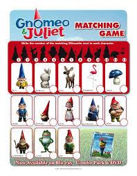 20 gnomeo u0026 juliet images gnomes children