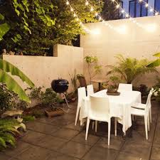 Backyard String Lighting by 102 Best Patio Lights Images On Pinterest Patio Ideas Home And