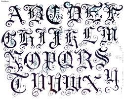 imagenes goticas letras resultado de imagen para letras goticas letras pinterest tatoos